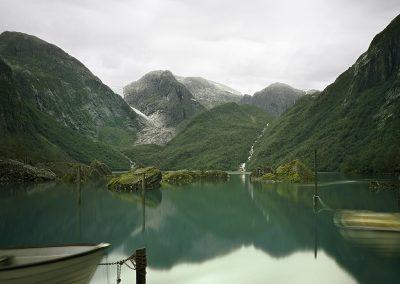Bondhusvatnet, Norwegen