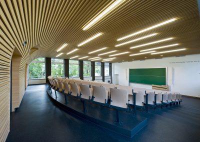 Hörsaal Uni-Klinik Würzburg
