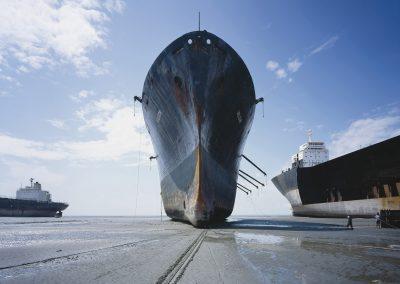 Breaking Ships - Chittagong, Bangladesh